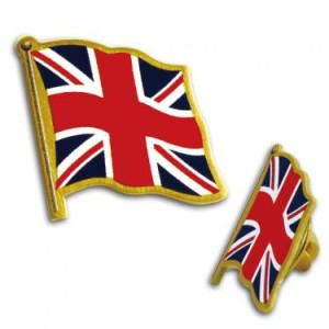 Flag Pin United Kingdom