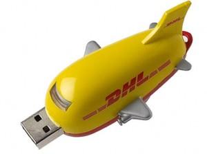 airplane usb flash drive