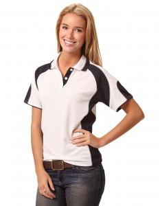 ally ladies polo shirt