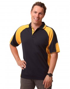 ally mens polo shirt