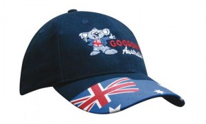 australian flag baseball caps