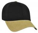 black tan suede cap