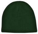 bottle green beanie