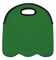 bottle green cooler bag bongo