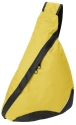 budget sling yellow white black