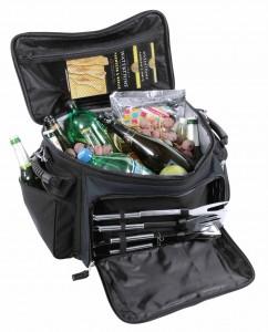 cooler bag and bbq set
