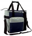 cooler bag bongo navy grey black
