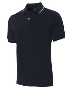 cotton face polo shirt