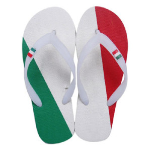 country flag thongs