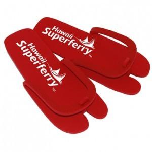 disposable sandals