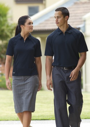 dri gear active polo shirt