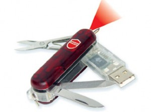 knife flash drive