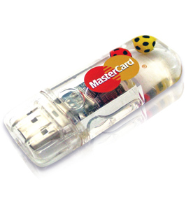 liquid usbs with floaters