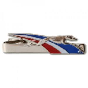 logo tie clips