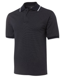 nail knitted fabric polo