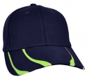 navy lime