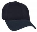 navy navy suede cap
