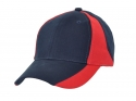 navy red