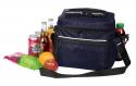 navy white cooler bag bongo