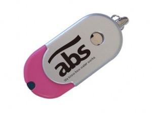 oval mini flash drives