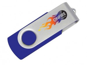 pocket swivel flash drive