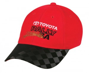 rally baseball cap