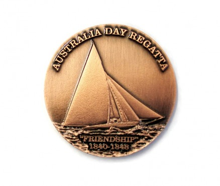 sailing medallions