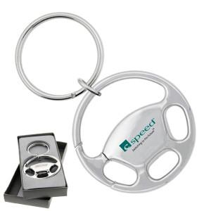 steering wheel keychain bongo