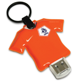 t-shirt flash drive