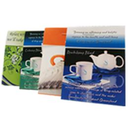 tea bag cards