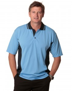 teamstyle mens polo shirt