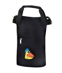 wine bottle carry bag
