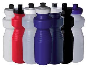 750ml ergonomic water bottle