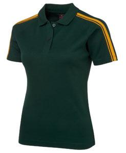 Green Gold Ladies polo