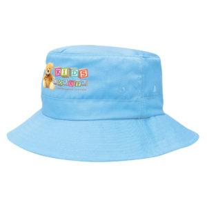 Kids Twill Bucket Hats