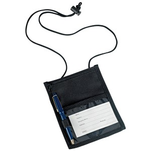 Neck Pouch Wallet