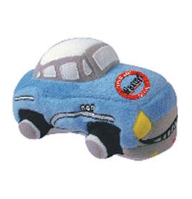 Plush Toy Car