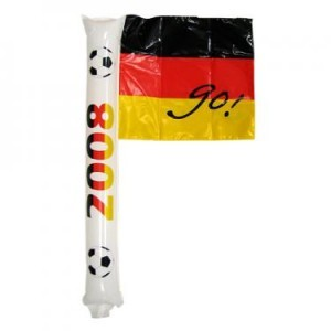flag cheering sticks