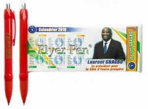 flyer flag pen
