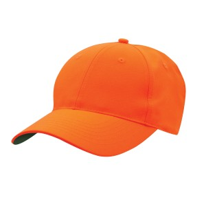 hi vis orange cap