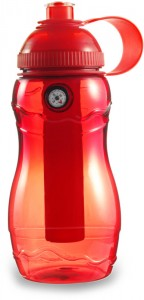 red bottle