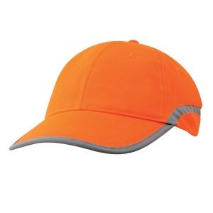 reflective tape cap