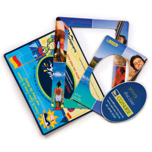 Promotional Magnetic Photo Frames   Full Colour Digital