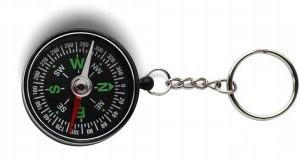 Compass Keyrings