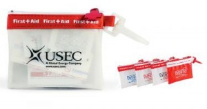 clip on first aid kits