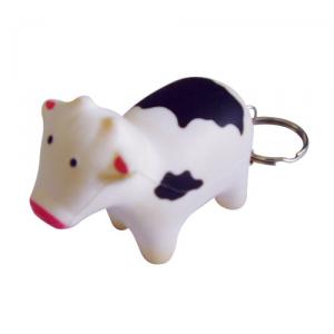 cow stress key tag
