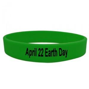 earth day wristband