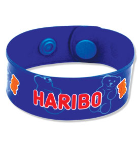 plastic printed wristbands