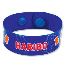 plastic printed wristbands
