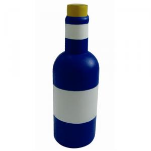 wine bottle stress toy